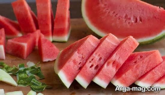 انواع الگوهای خارق العاده زیباسازی میوه