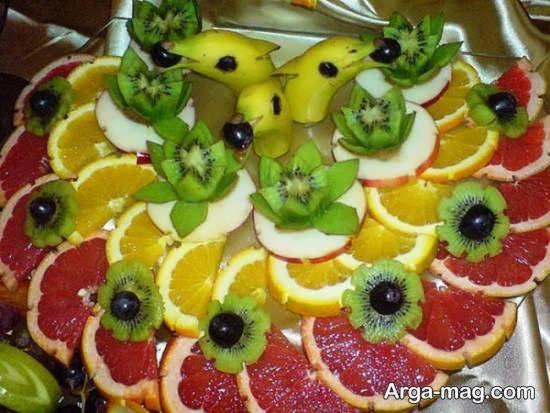 نمونه هایی خلاقانه از دیزاین با قاچ میوه