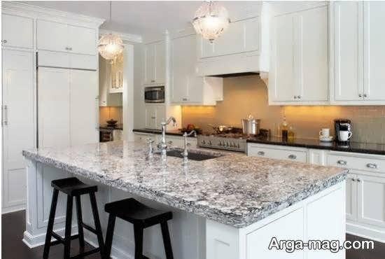 مدل کانترهای زیبا برای دیزاین آشپزخانه