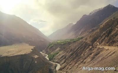 بازدید از دره کاغان در پاکستان