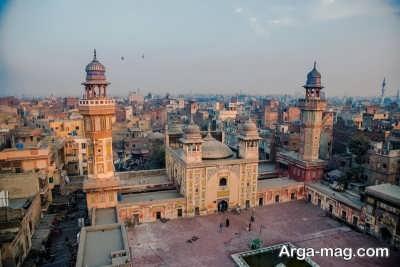 شهر های مهم در پاکستان