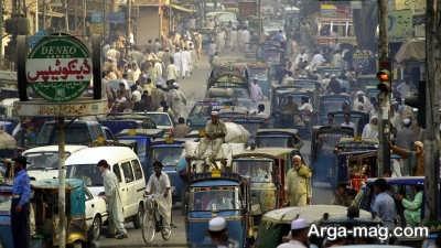 خلاصه ای از تاریخ پاکستان