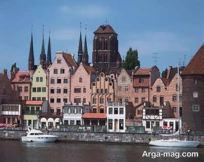آشنایی با شهر های مهم لهستان