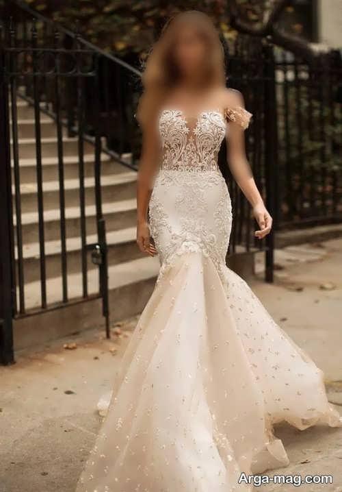 پیراهن عروس خاص