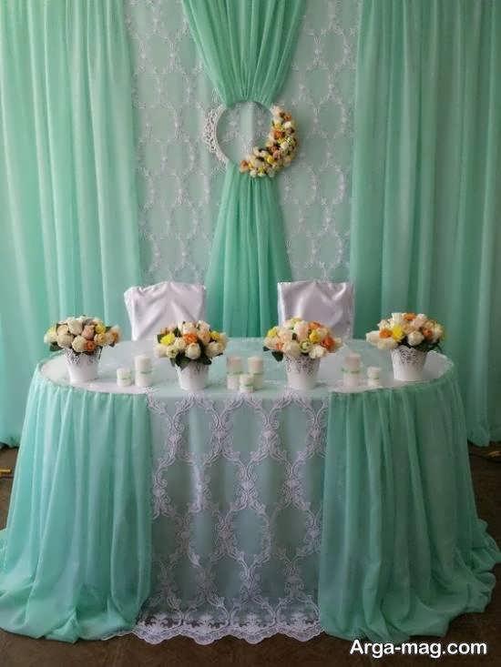 نمونه های بینظیر دیزاین پشت سر عروس