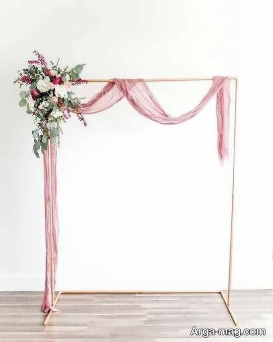 انواع نمونه های دیزاین پشت سر عروس