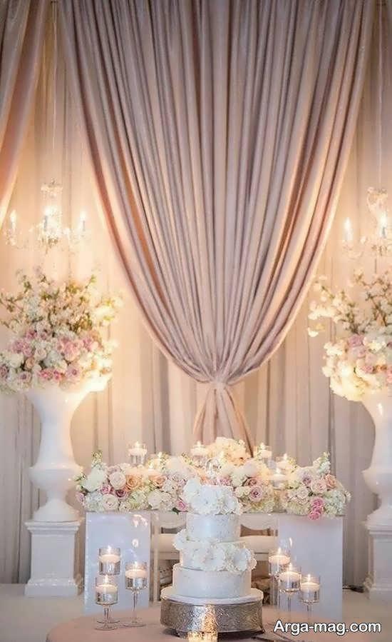 تزیینات خواستنی پشت سر عروس