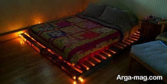 دیزاین های تو دل بروی زیر تخت خواب