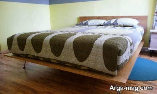 طرح های خلاقانه و منحصر به فرد تزیین زیر تخت خواب