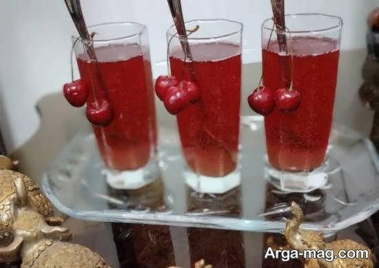 انواع نمونه های دیزاین شربت برای خواستگاری