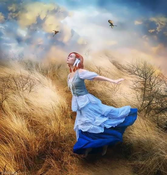 تصویر پروفایل زیبا و جذاب رویایی