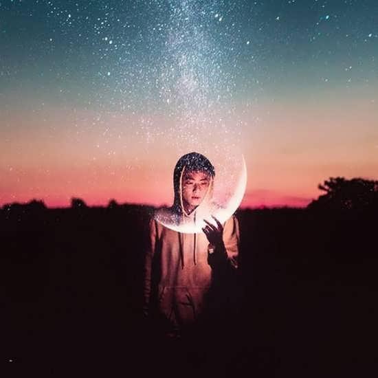 تصویر پروفایل پسرانه رویایی
