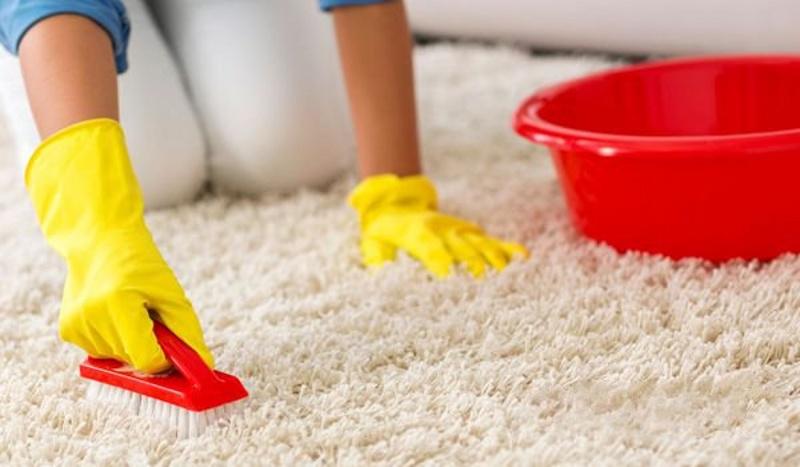 راهکارهای موثر از بین بردن بوی بد فرش