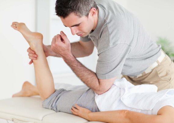 انواع ورزش برای درد دنبالچه