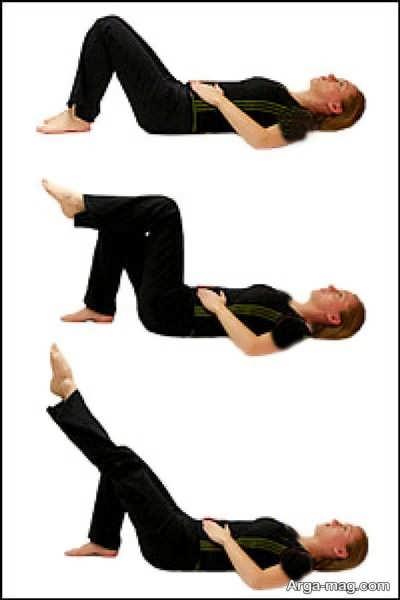 چه ورزشی برای درد دنبالچه خوب است؟