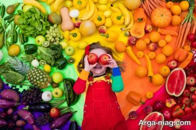 تغذیه و غذای کودکان بیش فعال
