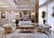 انواع ایده های زیبای دکوراسیون منزل به سبک فرانسوی