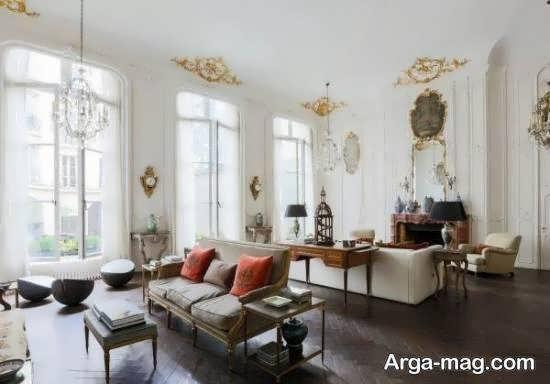 آشنایی با سبک دیزاین فرانسوی