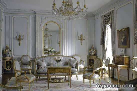 انواع ایده های زیبا و متنوع سبک دکوراسیون فرانسوی
