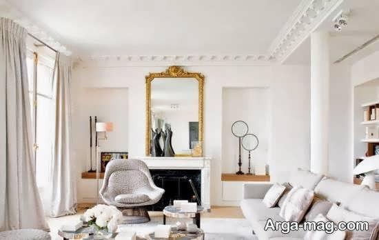 انواع اایده ها و طرح های زیبا و خارق العاده سبک طراحی فرانسوی