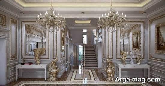 ایده هایی ناب از دیزاین منزل به سبک فرانسوی