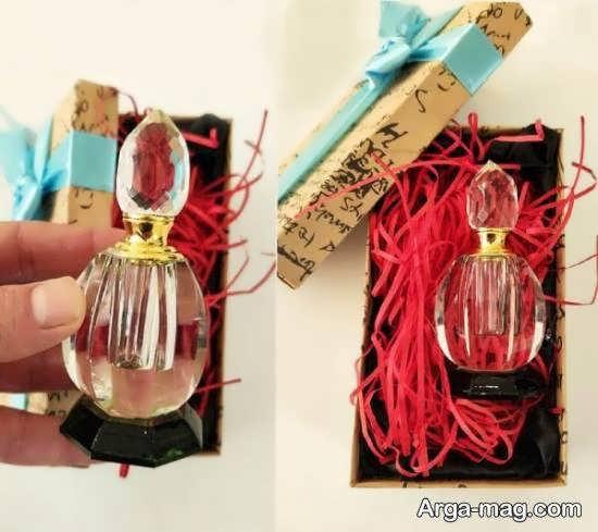 کادو کردن عطر برای هدیه دادن به مخاطب خاص