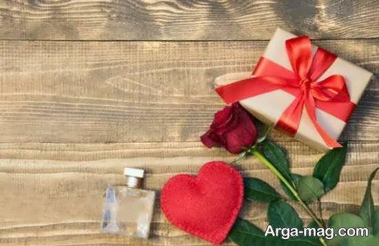 انواع ایده های زیبای کادو نمودن عطر