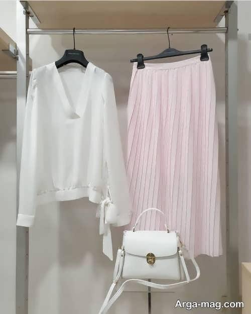ست لباس دخترانه تابستانی