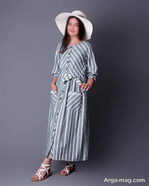 لباس تابستانی شیک
