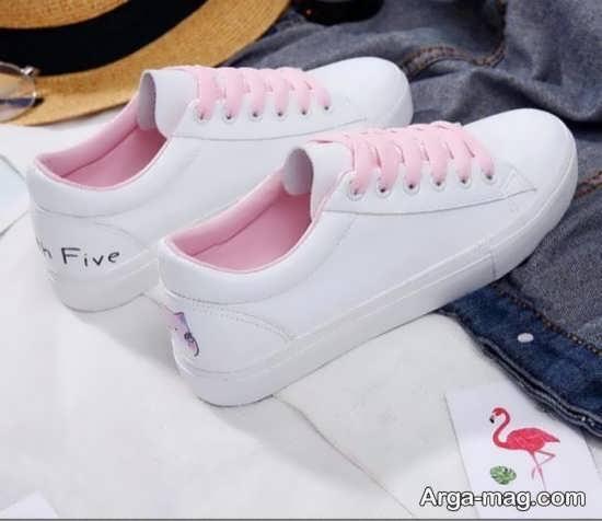 نمونه کفش باحال و جدید دخترانه