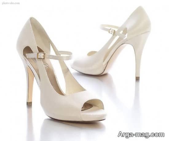 نمونه کفش های پاشنه بلند دخترانه
