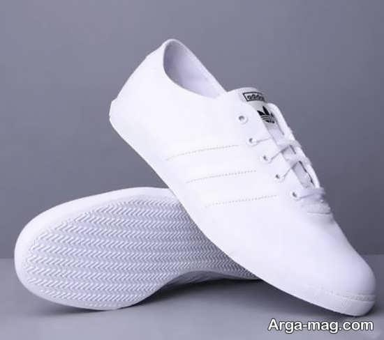مدل کفش سفید شیک