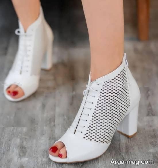 انواع جذاب کفش دخترانه