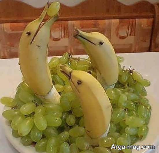 ایده هایی خیره کننده از تزیین انگور