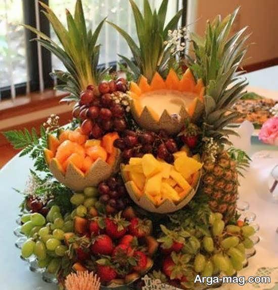 ایده های متنوع دیزاین انواع انگور