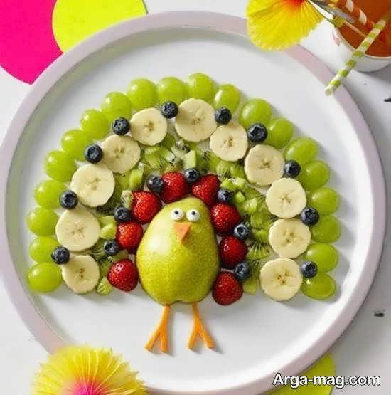 ایده هایی دوست داشتنی از تزیین انگور