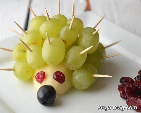 انواع ایده های متنوع زیباسازی انگور