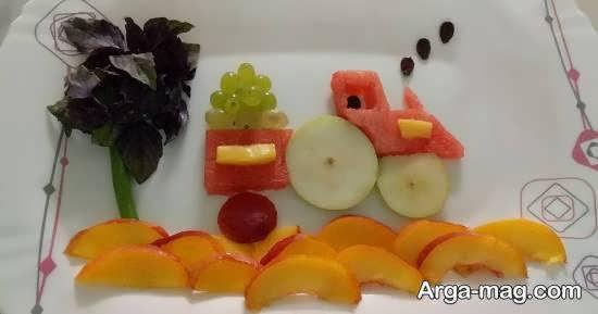 نمونه هایی ایده آل و جذاب از تزیینات انگور