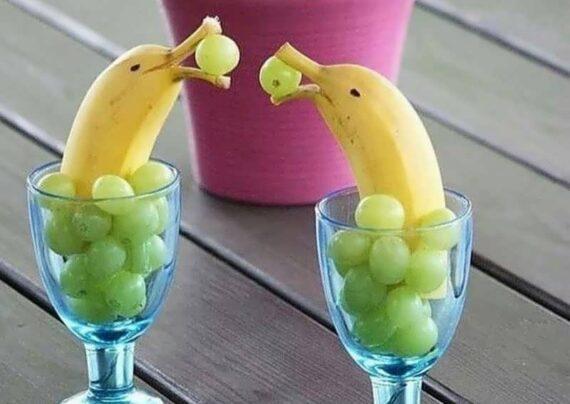 نمونه هایی ایده آل و منحصر به فرد از تزیین انگور