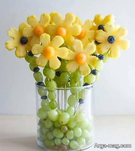 ایده هایی کاربردی برای دیزاین انگور