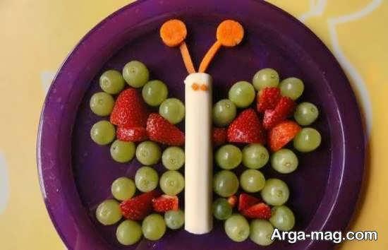نمونه هایی ایده آل و ناب از دیزاین انگور