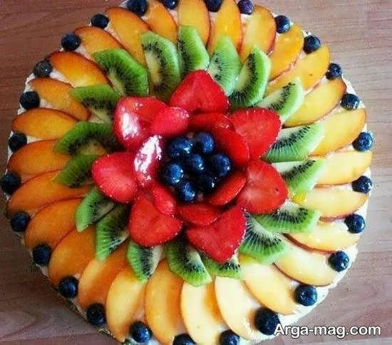 انواع ایده های زیبا و جذاب تزیین انگور