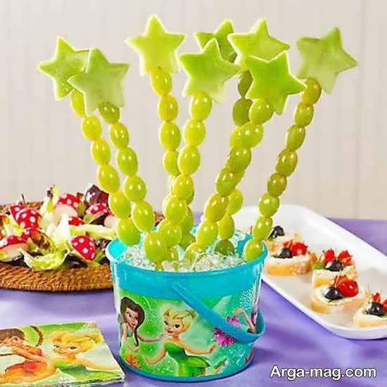 ایده های جذاب تزیینات زیبا و خلاقانه انگور