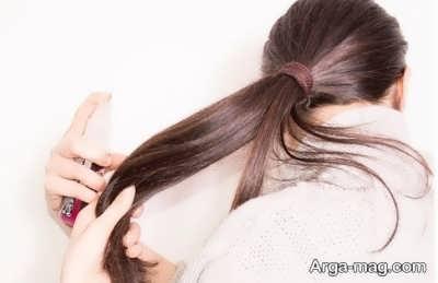 کلفت شدن مو به چند روش