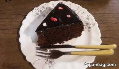 کیک خیس خوشمزه و طرز تهیه آن