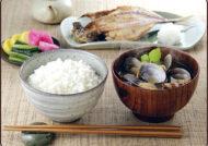 آموزش طرز تهیه برنج ژاپنی