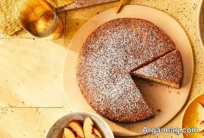 طرز تهیه کیک شلیل به چه صورت است