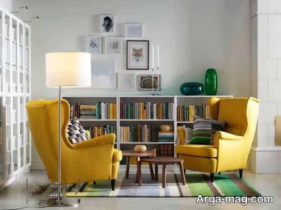 مجموعه دکوراسیون زرنگ لیمویی