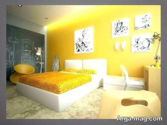 مجموعه جدید دیزاین رنگ لیمویی