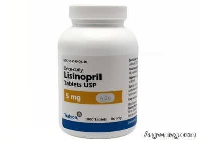 قرص لیزینوپریل و نحوه مصرف
